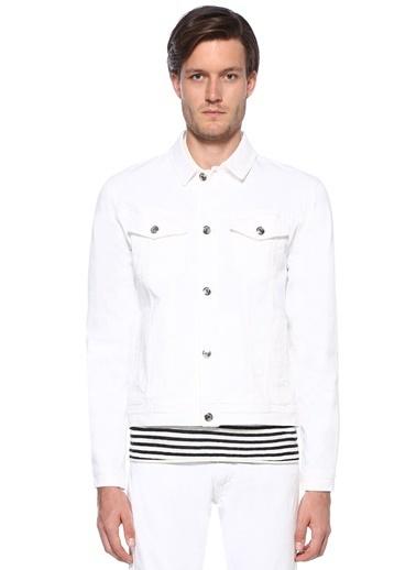Samsoe & Samsoe Ceket Beyaz